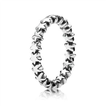 Pandora Star Stacking Ring 190911