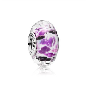 Pandora Shoreline Sea Glass Charm, Murano Glass 791608