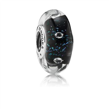 Pandora Midnight Effervescence, Clear CZ 791627CZ