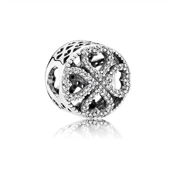 Pandora Petals of Love Charm 791808CZ