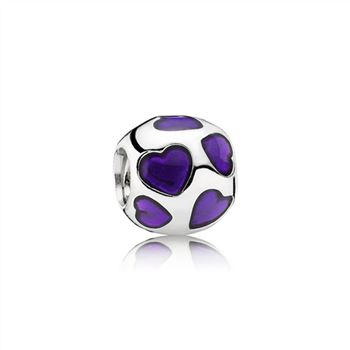 Pandora Love You, Violet Enamel 790543EN13