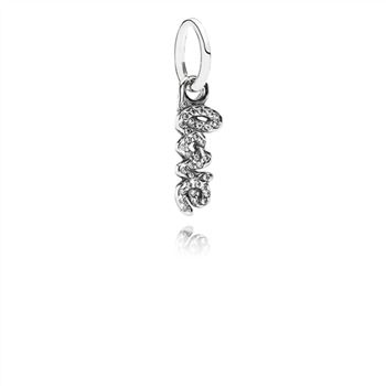 Pandora Signature Of Love, Clear CZ 791428CZ